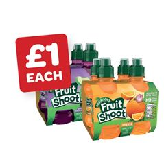 Robinsons Fruit Shoot 200ml