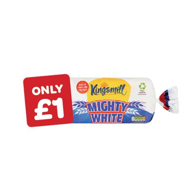 Kingsmill Mighty White