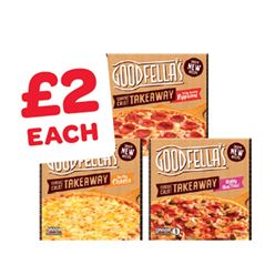 Goodfellas Takeaway Pizza