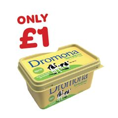 Dromona Spreadeasy Butter Tub