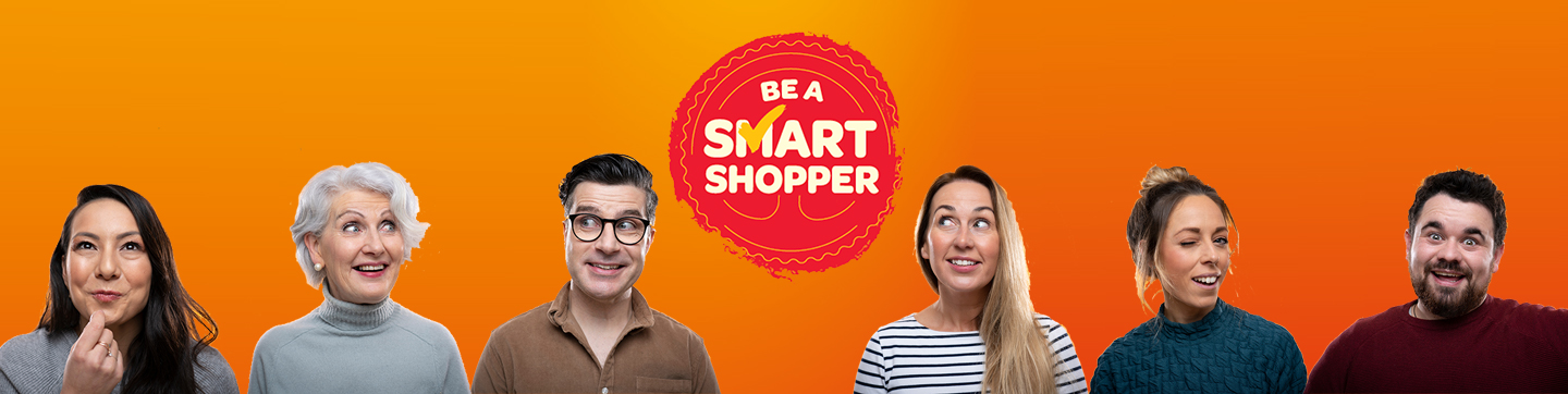 SMART Shopping Tips