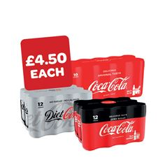 Coca Cola / Diet Coke / Coke Zero 330ml