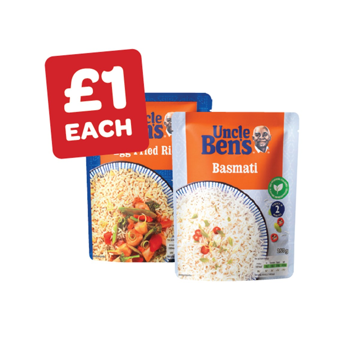 Uncle Ben's Express Rice