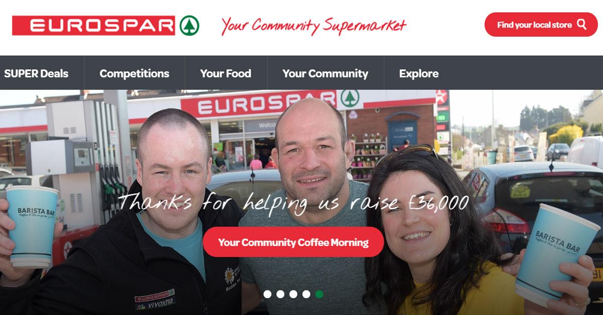 Your Community Supermarket Eurospar Ni Eurospar