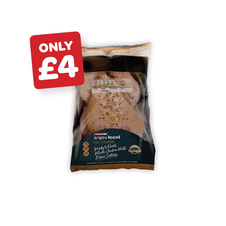 SPAR enjoy local Chicken in a Bag