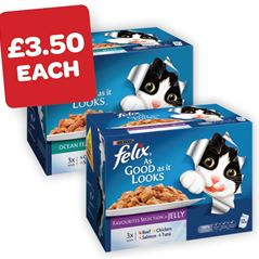 Felix AGAIL Cat Food 100g