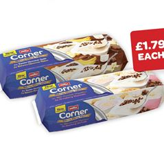 Muller Fruit / Crunch / Biscuit / Favourites Corner 135/150g