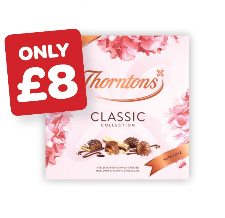 Thornton's Classic Chocolates