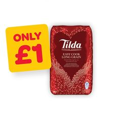 Tilda Easy Cook Long Grain Rice