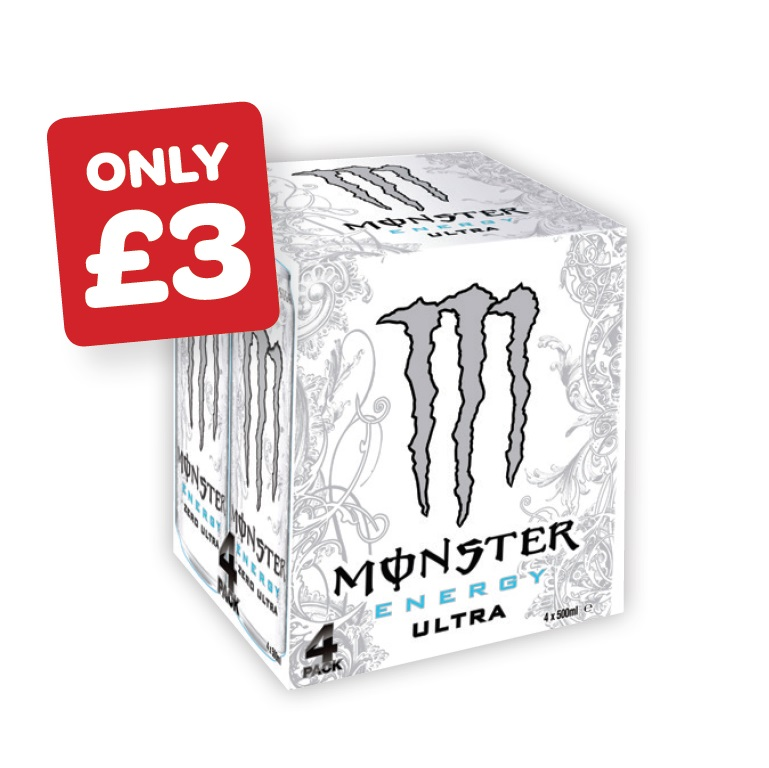 Monster Ultra Zero 500ml