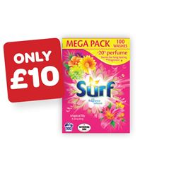 Surf Powder Tropical 100 Wash