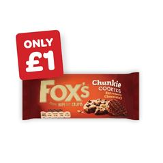 Fox's Chunkie Cookies