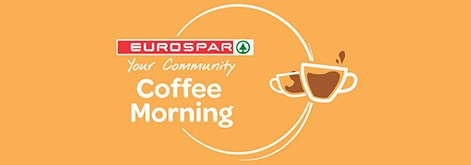 Coffee Morning to push fundraising past £1m