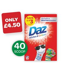 Daz Powder 40 Scoop