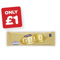 McVitie's Gold Bars