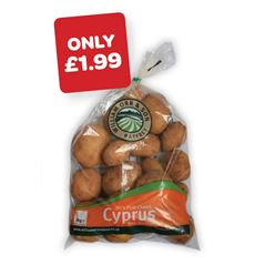 Orr's Cyprus Potatoes