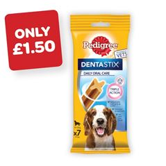 Pedigree Med Dentastix / Jumbone