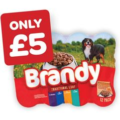 Brandy Variety Dog Food