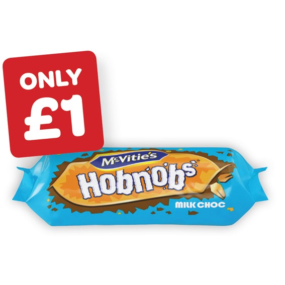McVitie's Chocolate Hob Nobs / Caramels