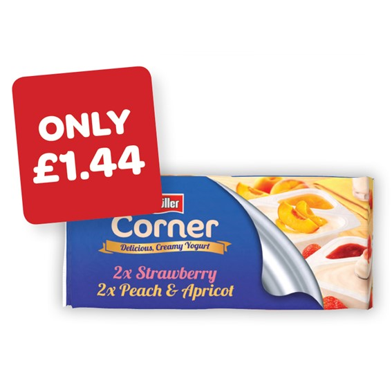 Muller Corner Fruit / Crunch