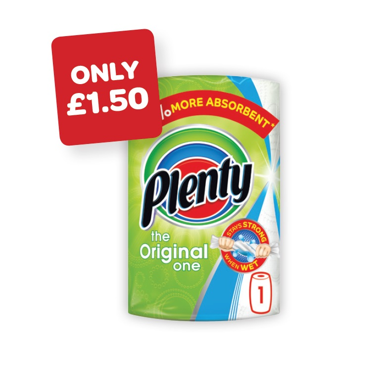 Plenty Original 100 sheet