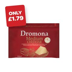 Dromona Medium Cheddar