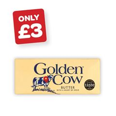Golden Cow Butter