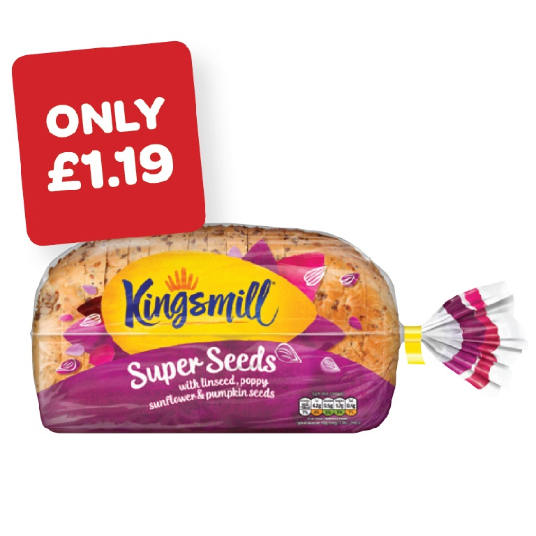 Kingsmill Super Seeds