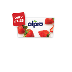 Alpro Yogurt Alternative 125g