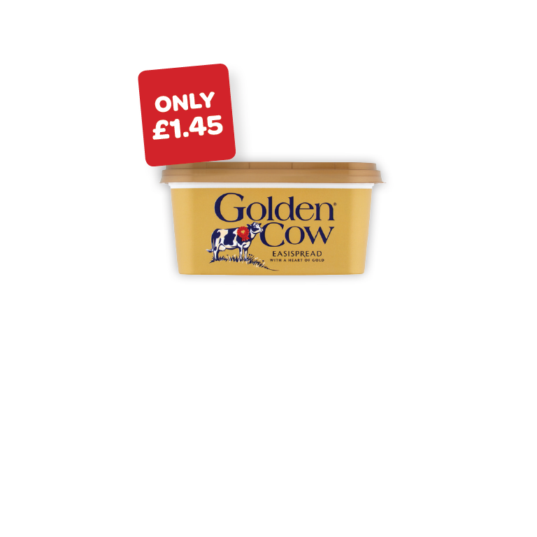 Golden Cow Easispread