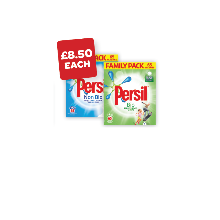 Persil Powder 65 Wash