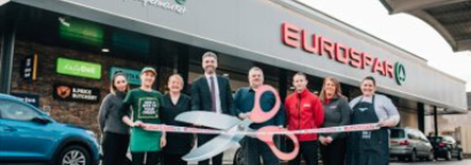 £1.1m refurb for Crumlin supermarket which reopens with new Barista Bar Café