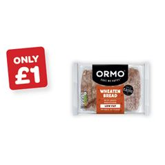 Ormo Wholemeal Wheaten