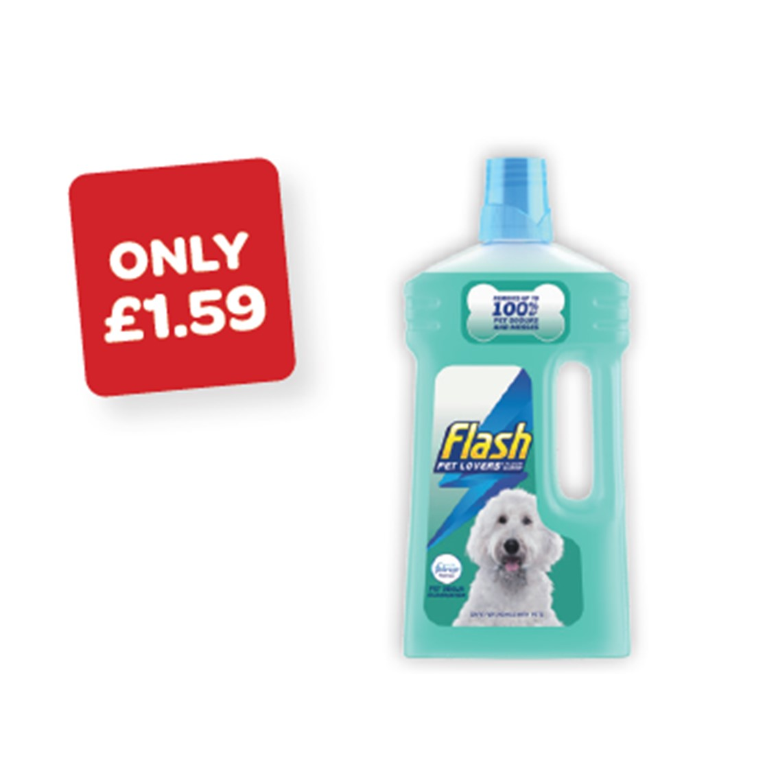 Flash Pet Floor Cleaner