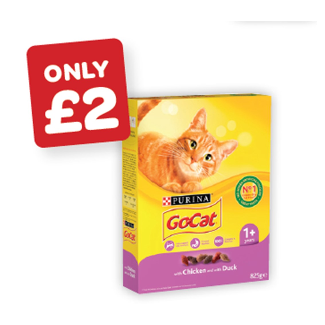 Go Cat Dry Cat Food
